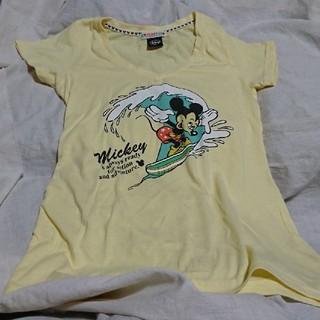 ビームス(BEAMS)のBEAMS  レディース ディズニー Tシャツ(Tシャツ(半袖/袖なし))