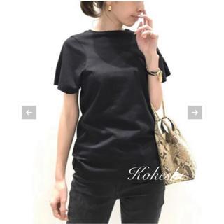 DEUXIEME CLASSE - Deuxieme Classe ◆ TOTEME Tシャツ(ブラック)
