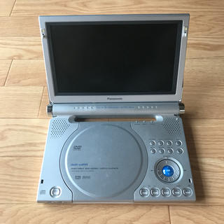 パナソニック(Panasonic)のDVDプレーヤー(Panasonic DVD-LA95)(DVDプレーヤー)