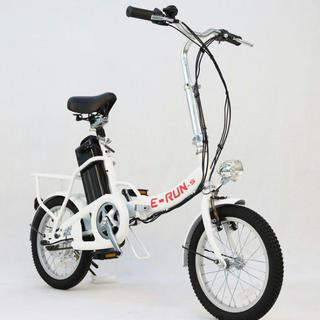 アクセル付き電動自転車