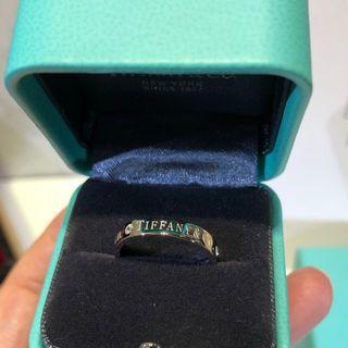 Tiffany & Co. - 美品☆ティファニー T&CO リング 7号