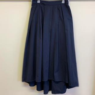 GU - GU * スカート Mサイズ ネイビー 紺