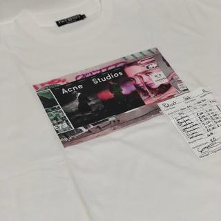 フィアオブゴッド(FEAR OF GOD)のPATRIOT 最人気商品 Acne Tee再入荷 Lサイズ(Tシャツ/カットソー(半袖/袖なし))