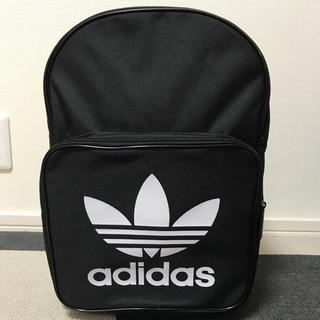 adidas バックパック リュック レディース キッズ ブラック
