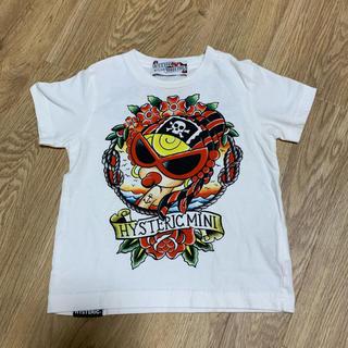 ヒステリックミニ(HYSTERIC MINI)のヒステリックミニ  Tシャツ(Tシャツ/カットソー)
