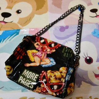HYSTERIC MINI - 未使用♥ヒスミニ♥バッグ♥チェーンバッグ♥ポーチ♥カバン♥かばん♥鞄