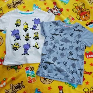 ユニクロ(UNIQLO)のユニクロ Tシャツ 100 セット(Tシャツ/カットソー)