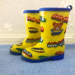 ミキハウス(mikihouse)のミキハウス 長靴 レインブーツ(長靴/レインシューズ)