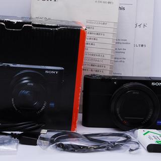 SONY - お値下げ中 RX100 M4