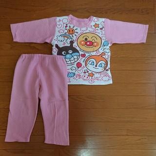 アンパンマン(アンパンマン)のアンパンマン キルトパジャマ サイズ100(パジャマ)