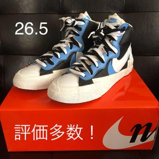 NIKE - Nike sacai ブレザー ブルー 26.5 スニーカー エアジョーダン