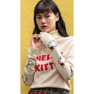 ジュエティ(jouetie)の𓇼 jouetie kitty キティ サンリオ(ニット/セーター)