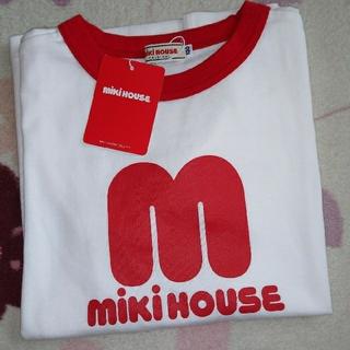ミキハウス(mikihouse)の新品☆ミキハウスオリジナル半袖シャツ♪(Tシャツ/カットソー)