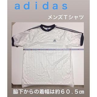 アディダス(adidas)のアディダス メンズ Tシャツ(Tシャツ/カットソー(半袖/袖なし))