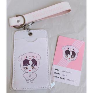 アイコン(iKON)のiKON ジュネ パスケース カード(ミュージシャン)