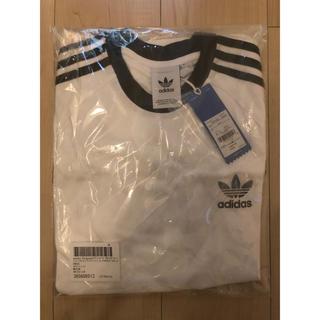 アディダス(adidas)のadidasオリジナルス Mサイズ 3ストライプ Tシャツ(Tシャツ(半袖/袖なし))