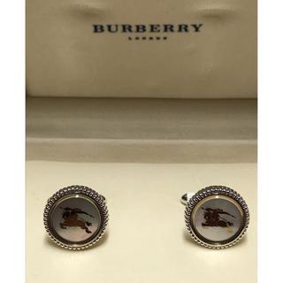 バーバリー(BURBERRY)のBurberry  カフリンクス❤︎(カフリンクス)