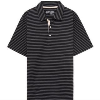ムジルシリョウヒン(MUJI (無印良品))の無印良品 ボーダーポロシャツ(ポロシャツ)