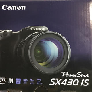Canon - Canon PowerShot SX430 IS