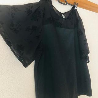 【used】大きいサイズ 4L 半袖 カットソー
