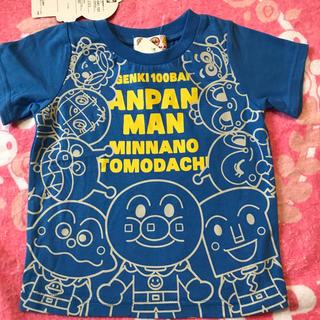 バンダイ(BANDAI)の80サイズ 新品アンパンマンのTシャツ(Tシャツ)