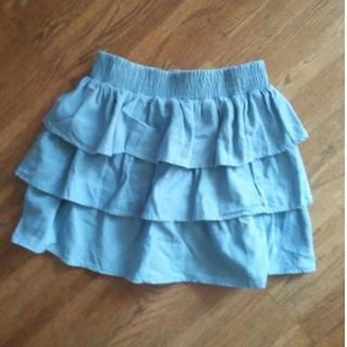 ひらひらスカート