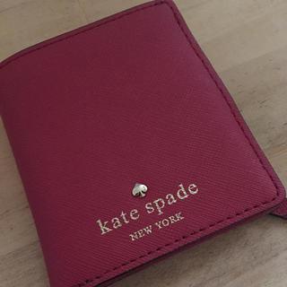 ケイトスペードニューヨーク(kate spade new york)のケイトスペード ❤︎ミニ財布(財布)