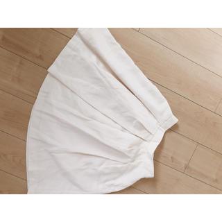 ワールドベーシック(WORLD BASIC)のフレアスカート 参観、入学、卒業式(ひざ丈スカート)