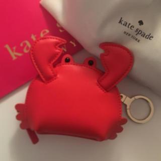 ケイトスペードニューヨーク(kate spade new york)の【新品¨̮♡︎】ケイトスペード カニ 蟹 コインケース(コインケース)