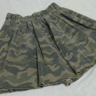【coquette 】迷彩柄 スカート(ミニスカート)