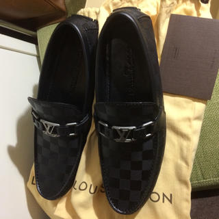 LOUIS VUITTON - 正規!ルイヴィトン靴26.5センチ!新品!購入額78000円!明日まで!