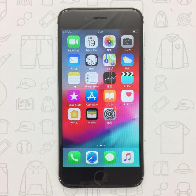 iPhone(アイフォーン)の【ラクマ公式】iPhone 6 64GB 352027077923057 スマホ/家電/カメラのスマートフォン/携帯電話(スマートフォン本体)の商品写真