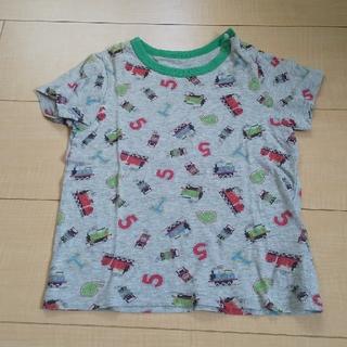 ユニクロ(UNIQLO)の2枚で300円!【51】トーマスTシャツ 100(Tシャツ/カットソー)