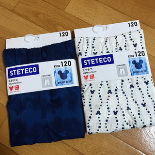 ユニクロ(UNIQLO)の【新品】 ユニクロ ステテコ 2枚(パンツ/スパッツ)