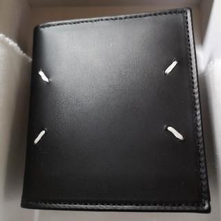 マルタンマルジェラ(Maison Martin Margiela)のマルジェラ財布新品未使用品(折り財布)