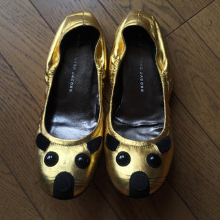 MARC BY MARC JACOBS バレーシューズ【新品】SALE