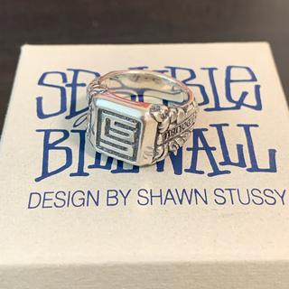 ビルウォールレザー(BILL WALL LEATHER)のS/DOUBLE × Bill Wall Leather 別注 限定 リング(リング(指輪))