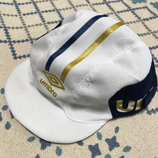 アンブロ(UMBRO)のアンブロ キッズ用キャップ(帽子)