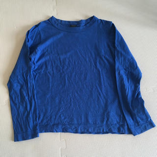 MARGARET HOWELL - ホームスパン 長袖Tシャツ ブルー