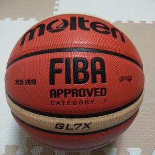 モルテン(molten)のmoltenバスケットボール GL7X(バスケットボール)