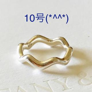 Tiffany & Co. - ティファニーリング 10号(*^^*)