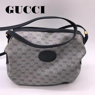Gucci - GUCCI GG柄 ショルダーバッグ オールド