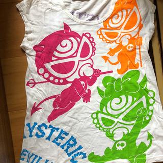 ヒステリックミニ(HYSTERIC MINI)のヒスミニ人気デビルキン(Tシャツ/カットソー)