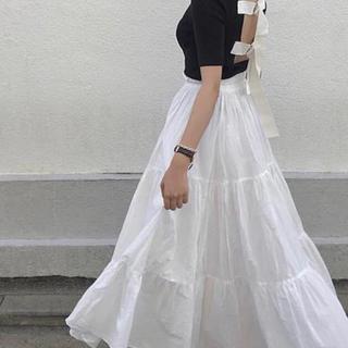 メゾンドリーファー(Maison de Reefur)の新品未使用 メゾンドリーファー  ロングスカート(ロングスカート)