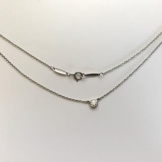 Tiffany & Co. - ティファニー  バイザヤード  pt950