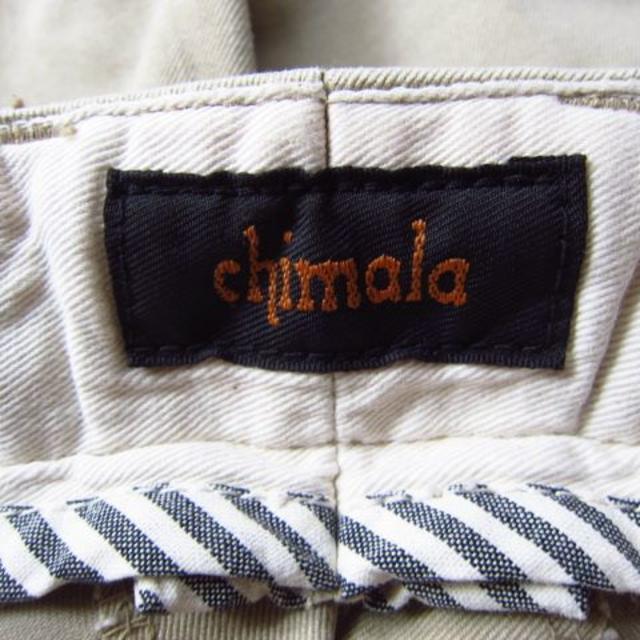 SHIPS(シップス)のSHIPS購入 chimala チマラ 汚し ダメージ 加工 チノパン レディースのパンツ(チノパン)の商品写真