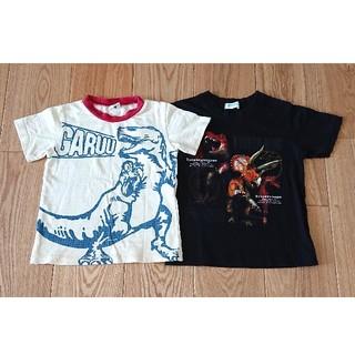 バンダイ(BANDAI)の恐竜 Tシャツ 110(Tシャツ/カットソー)