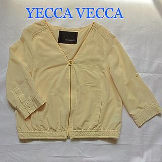 イェッカヴェッカ(YECCA VECCA)のジップブルゾン(ブルゾン)