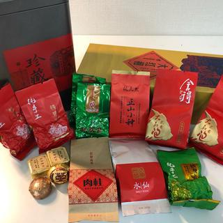 中国茶各種 14包