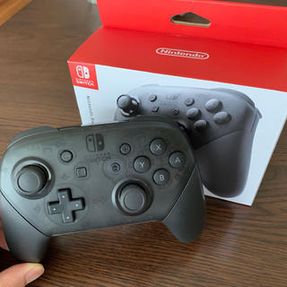 Nintendo Switch - nintendo switch pro コントローラー